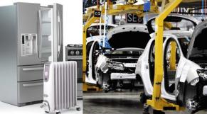 automobile et électroménager