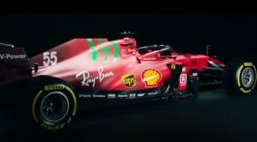 SF21 Ferrari