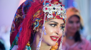 Femme amazighe