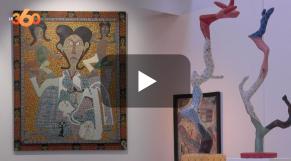 Cover Vidéo - Marrakech: les artistes d'Essaouira mis à l'honneur dans une exposition au Macaal