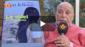 Cover Vidéo - Tahar Ben Jelloun dénonce la pédocriminalité dans le miel et l'amertume