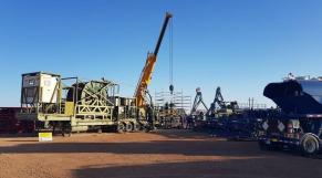 Site de Tendrara - Gaz - Sound Energy