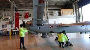 Turkish Aerospace - Drones - Turquie - Equipement militaire