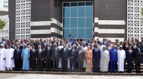 Sommet de l'UA à Nouakchott