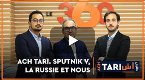 cover Ach Tari  Sputnik V, la Russie et nous