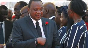 cover Uhuru Kenyatta, président du Kenya et du CPS au mois de mars