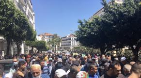 """Algérie. 113e mardi du Hirak, dans un contexte de commémoration du """"printemps noir"""""""