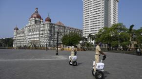 Bombay - Reconfinement - Coronavirus - Covid-19 - Inde