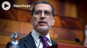 Cover العثماني يفسر اسباب الحظر الليلي امام البرلمان