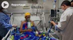cover Les hôpitaux du Maroc se dotent d'un système d'oxygénation ultra-moderne pour les malades de la Covid-19