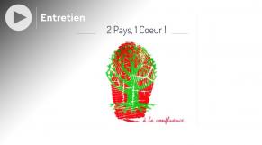 """Cover_Vidéo: """"2 Pays 1 Coeur"""" l'association crée par les enfants de l'addition"""