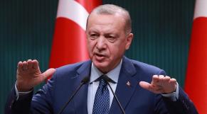 Recep Tayyip Erdogan - Turquie