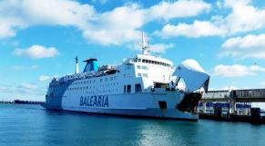 Ferry Espgnae-Maroc