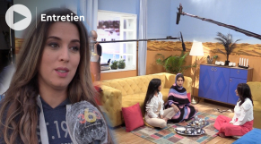 "Cover هاجر عدنان تكشف تفاصيل عملها في ""كلنا مغاربة"""