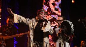 Hajja Hamdaouia et Raymonde El Bidaouia