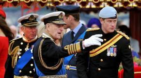 Philip d'Edimbourg - Duc de Sussex - Prince Philip - Prince Harry - Funérailles - Hommage