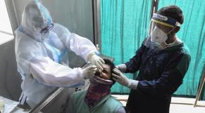 Inde - Coronavirus - Record de décès