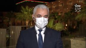 cover: Khalid Aït Taleb s'explique sur le couvre feu nocturne pendant le Ramadan