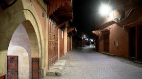 couvre feu nocturne Marrakech