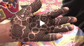 Vidéo. le henné, un produit intemporel pour l'esthétique en Mauritanienne