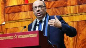 Nourredine Boutayeb parlement