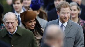 Prince Harry - Duc Edimbourg - Obsèques - Londres - Royaume-Uni -