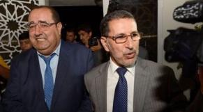 Saâd-Eddine El Othmani et Driss Lachgar