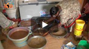 """Vidéo. Sénégal: à la Pâques, les chrétiens régalent les musulmans de """"ngalakh"""""""