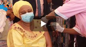 Vidéo. Covid-19: le Mali lance sa campagne de vaccination