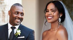 Idris et Sabrina Elba
