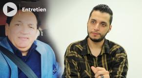 cover: أيوب نجل الكوميدي عبد الخالق فهيد الأب ديالي عارض فكرة دخولي للفن ولكنه صدمني من بعد