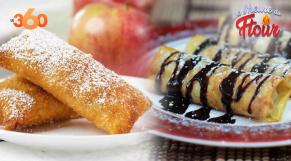 Cover : A l'heure du ftour ep10 : nems croustillantes aux pommes