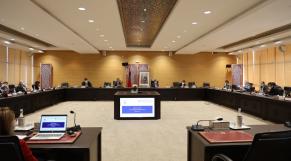 Lors de la réunion de la plateforme CGEM-Gouvernement, vendredi 21 mai 2021