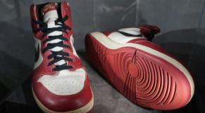 baskets de Michael Jordan