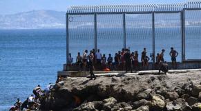 Sebta Immigrants - migrants