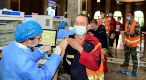 Vaccination - Chine - Coronavirus