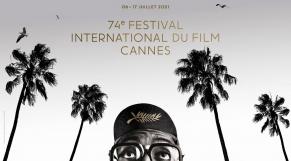 Festival de Cannes - Affiche - 74e Festival - Cinéma - France
