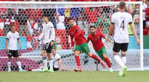 Ronaldo Vs Allemagne