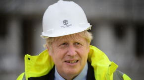 Boris Johnson - Royaume-Uni