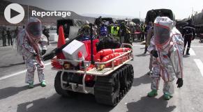 Cover_Vidéo: قوات مغربية أمريكية سينغالية تتدرب على مواجهة المخاطر النووية والكيماوية بميناء أكادير