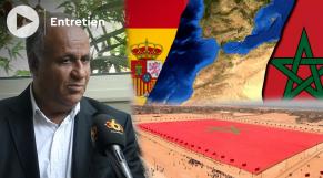 Cover Vidéo -  على اسبانيا ان تدرك ان المغرب لن يتخلا عون دوره الجيوستراتيجي