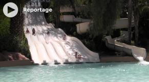 Cover مراكش: إقبال على المسابح بسبب الحرارة