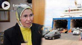 Cover Vidéo - تصريحات من نزهة الوافي حول عملية مرحبا 2021