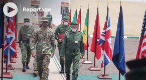 Cover Vidéo -  انطلاق التدريبات العسكرية المغربية الأمريكية الأسد الإفريقي بأكادير