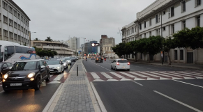Trémie des Almohades - Avenue des FAR - Casablanca