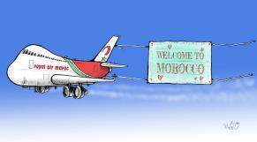 Le Maroc rouvre son espace aérien