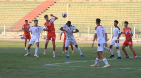 Maroc Vs Tajikistan U20