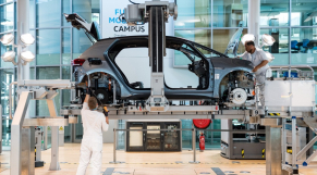 Automobile - Equipementier Automobile - Faurecia - Volkswagen - Allemagne - Montage automobile - Dresde
