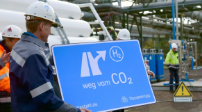 CO2 - Gaz à effet de serre - Réchauffement climatique - Pollution - Changement climatique - Allemagne