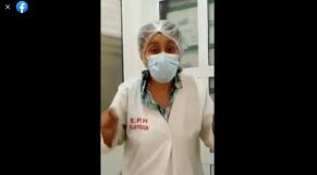 """Vidéo. Covid-19 en Algérie:  """"l'orage arrive"""", selon une médecin et le pays n'a pas de plan B"""